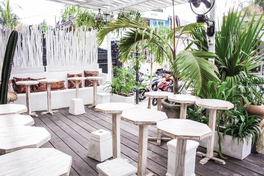 cafe organic bali interiors