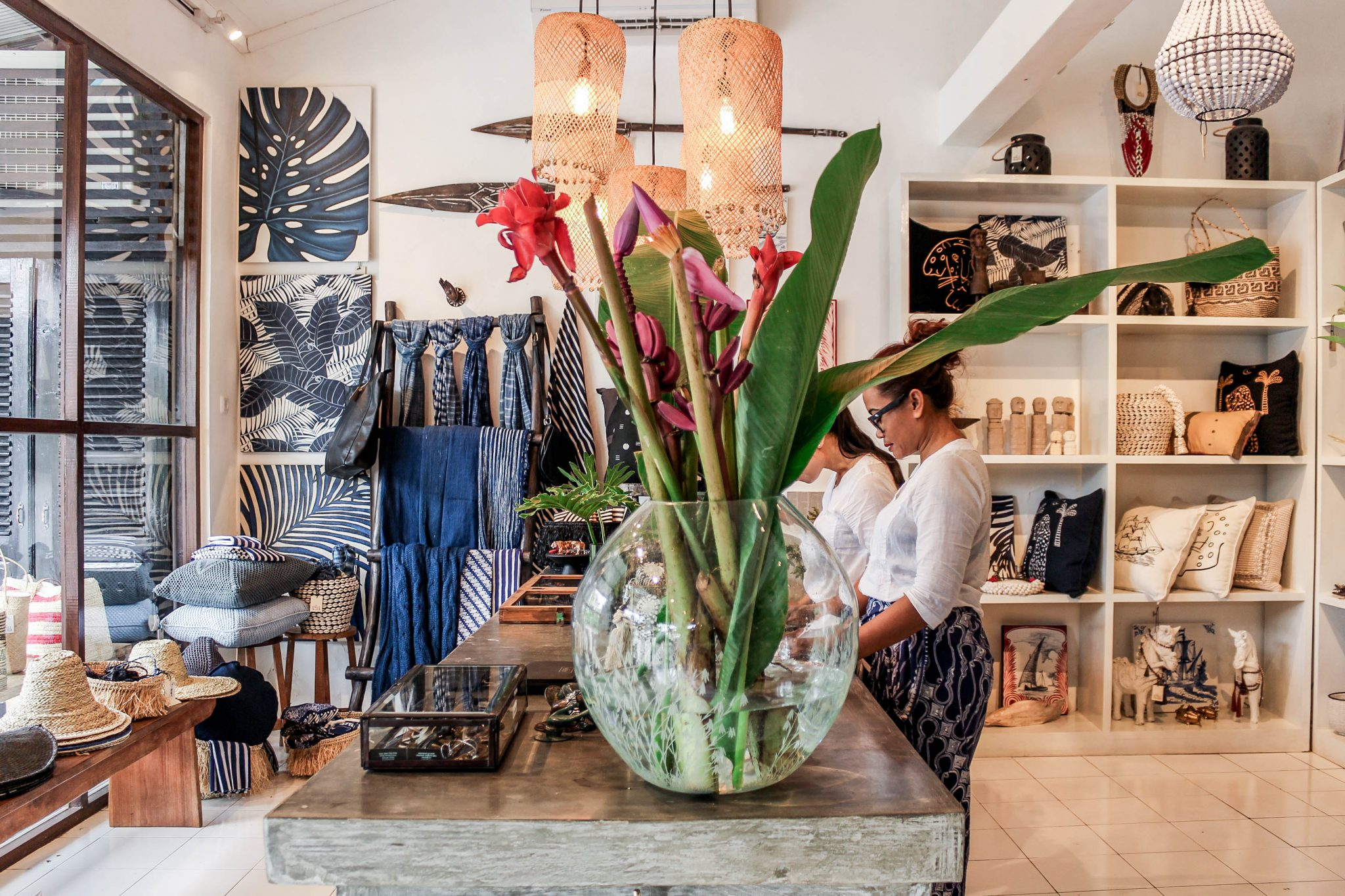 Bali Interiors- The Jungle Trader Canggu