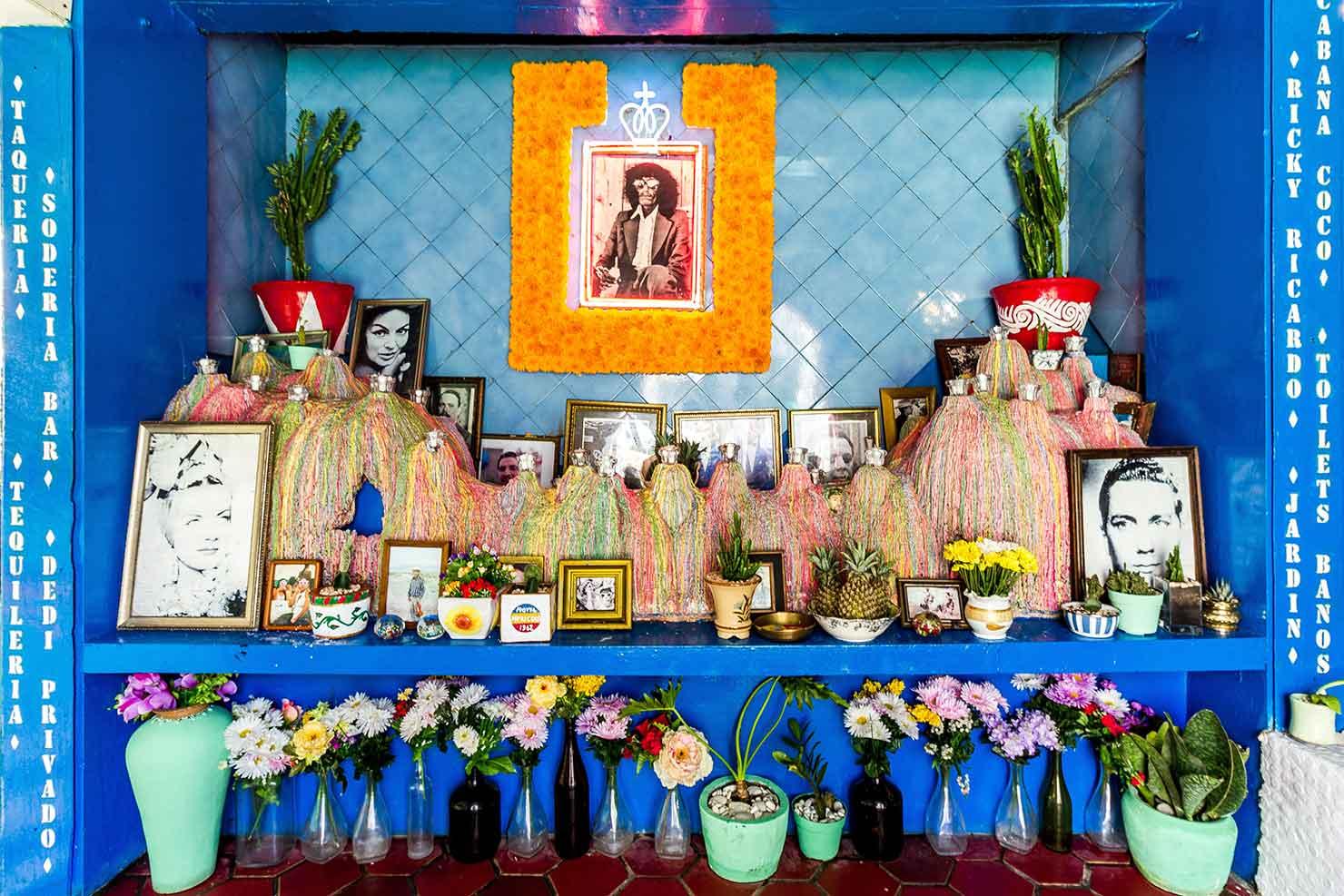the shrine - motel mexicola- bali interiors