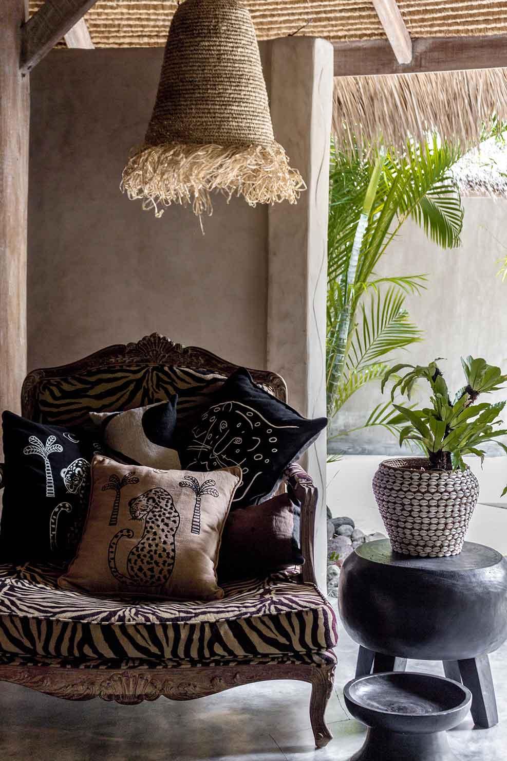 the jungle trader - Bali interiors