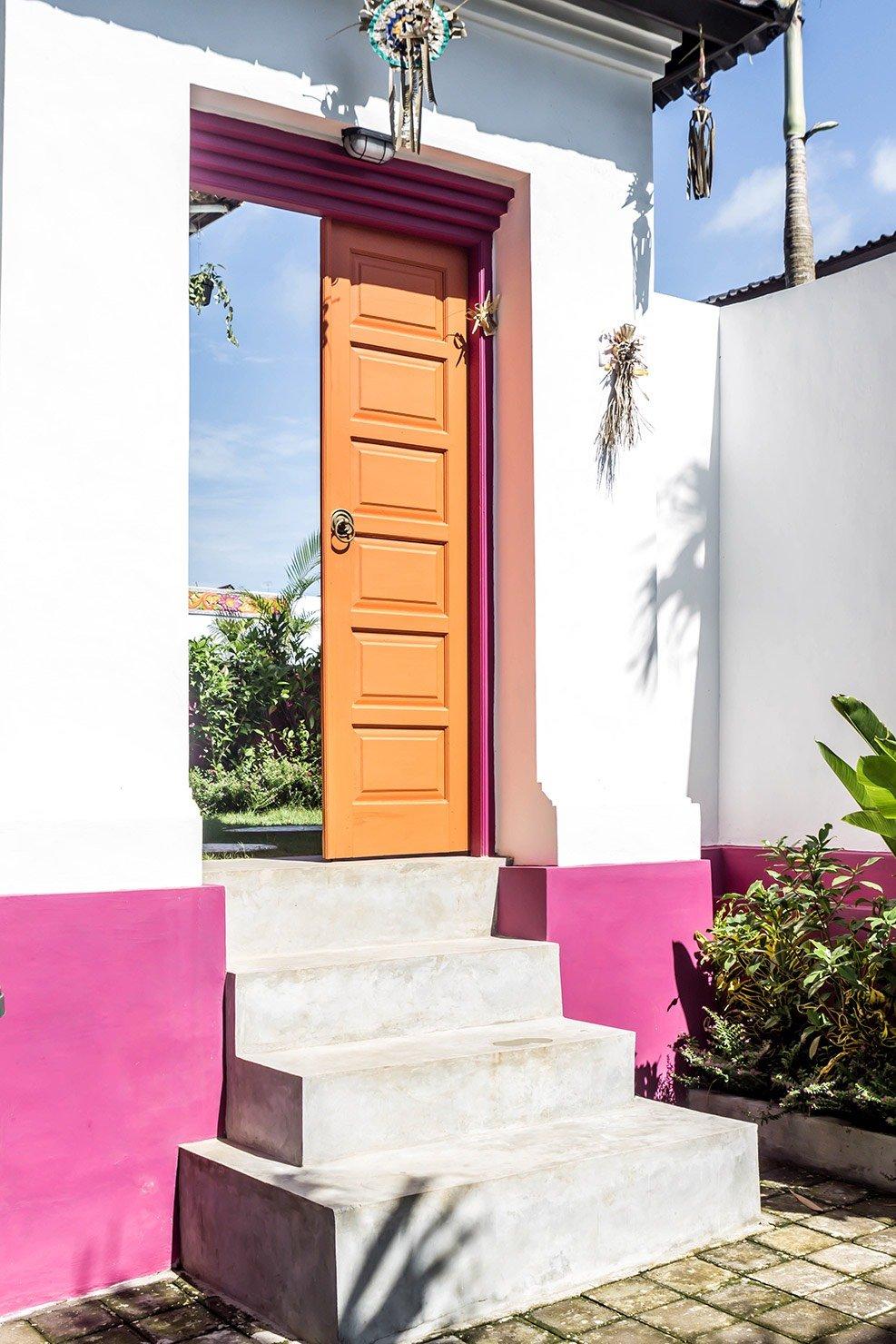 BALI INTERIORS, DOOR