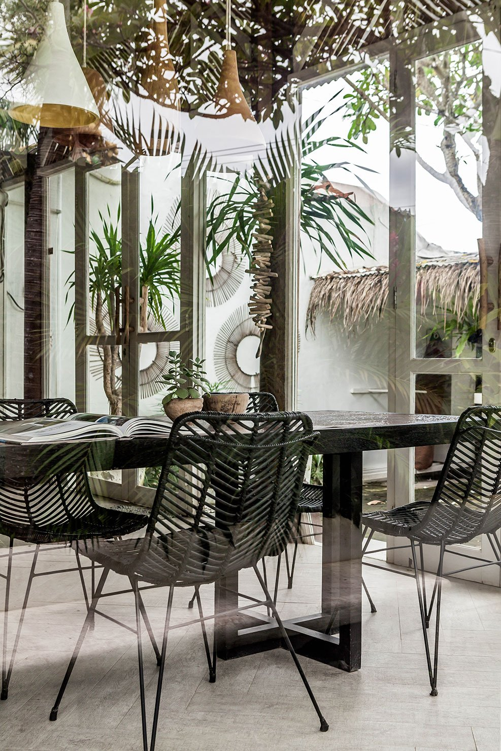 biombo architecture and Bali Interiors