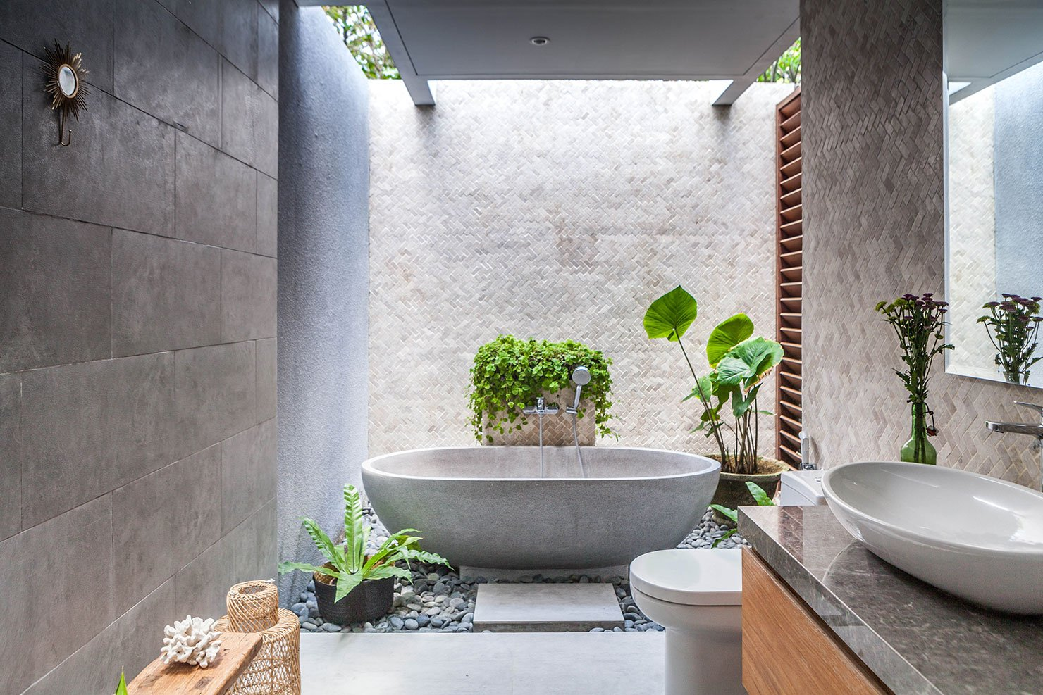 Bali Interiors uma karo canggu