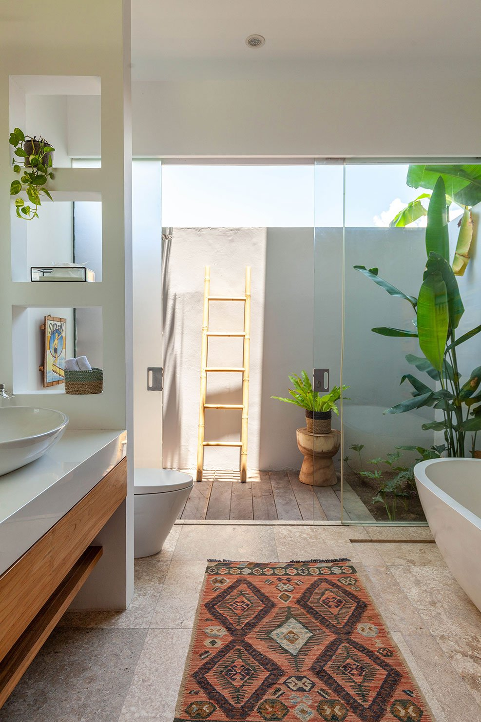 Bali Interiors- Bathrooms interiors