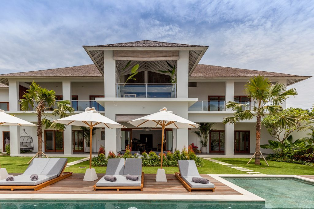 Villa JOJU - Bali Interiors