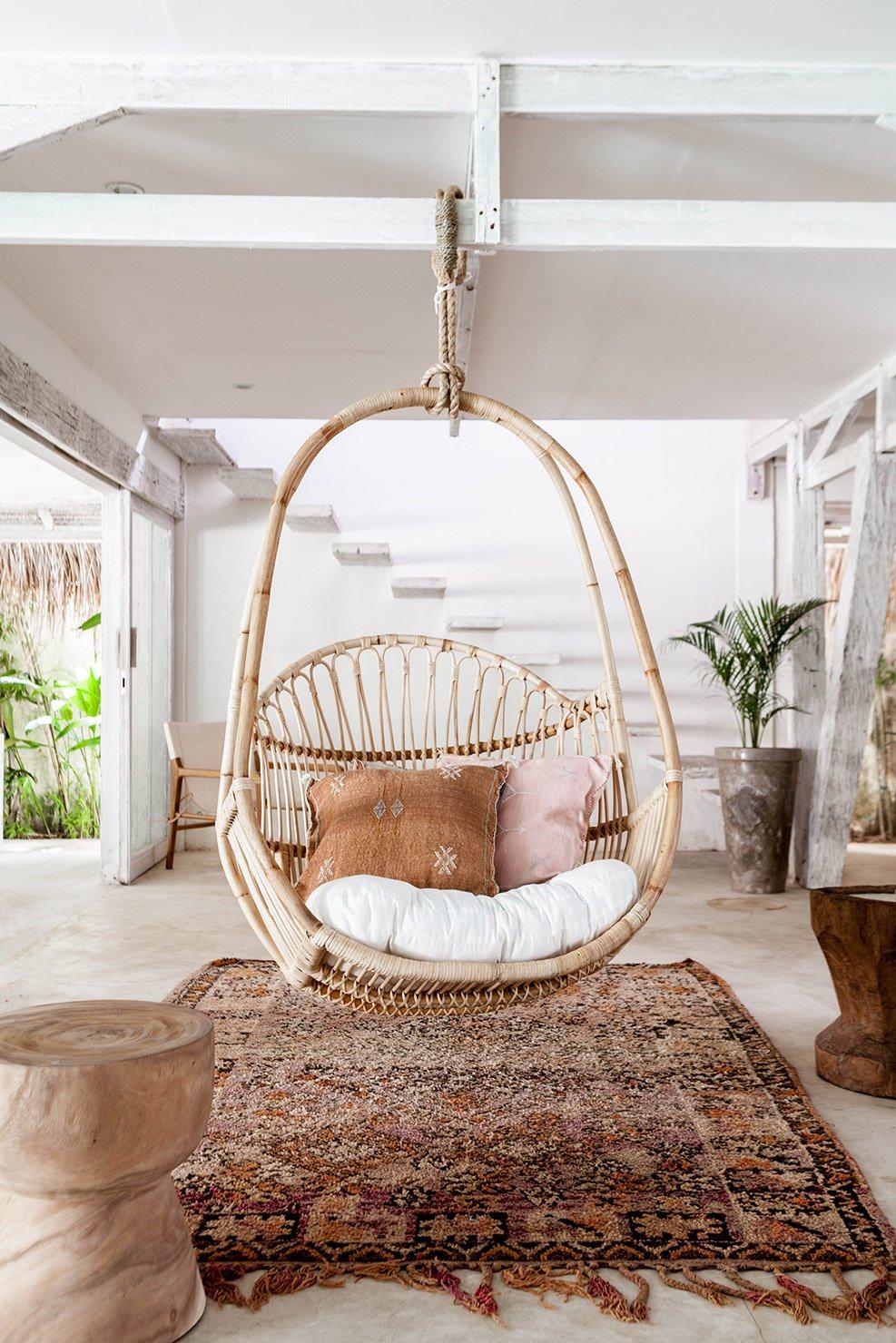 Bali Interiors- rattan