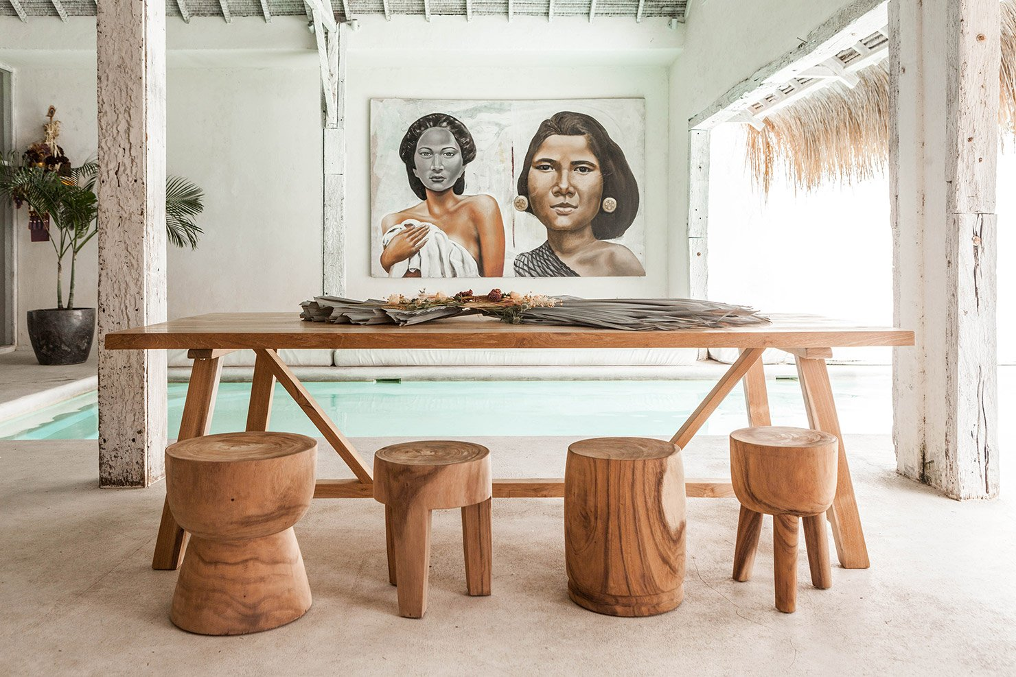Bali Interiors- yak and yeti trader