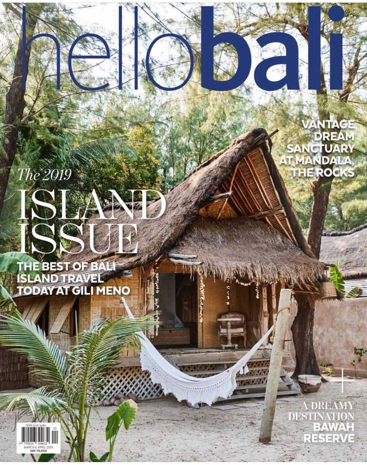 Hello Bali April 19