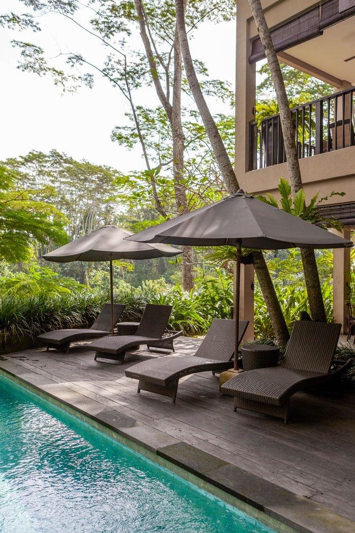 Bali Interiors- ubud- villa naga putih