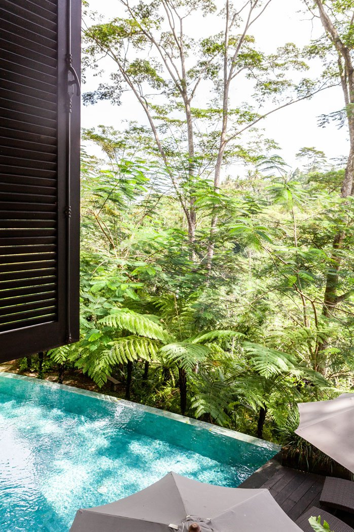 Villa naga putih Bali Interiors