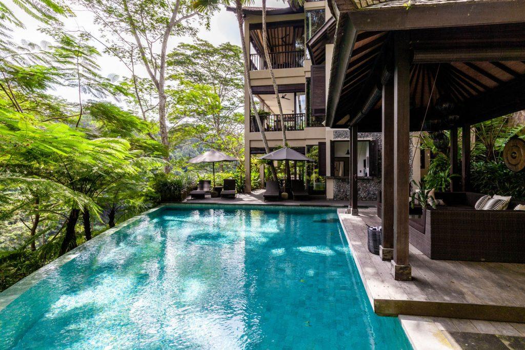 Villa Naga Putih - Bali Interiors