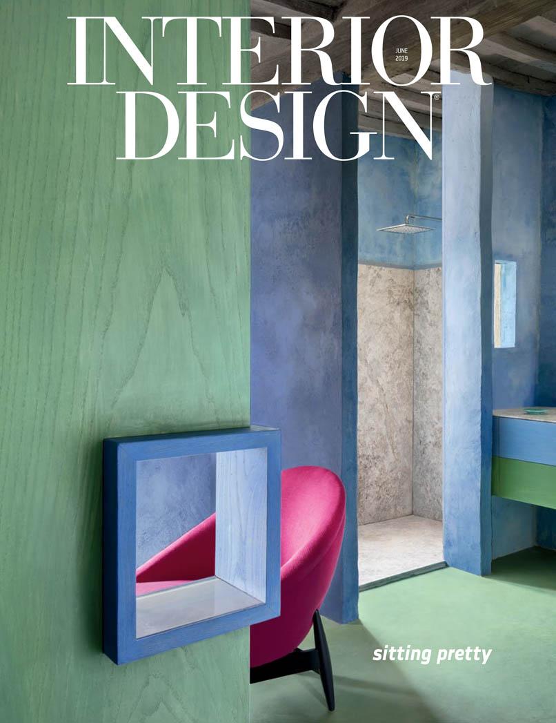 Sheila Man- interior design magazine