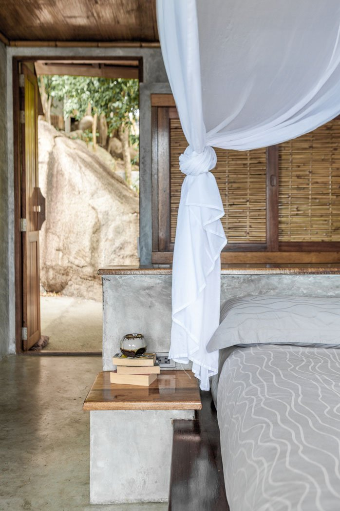 Bali Interiors- Sae Daeng Resort- Koh Tao