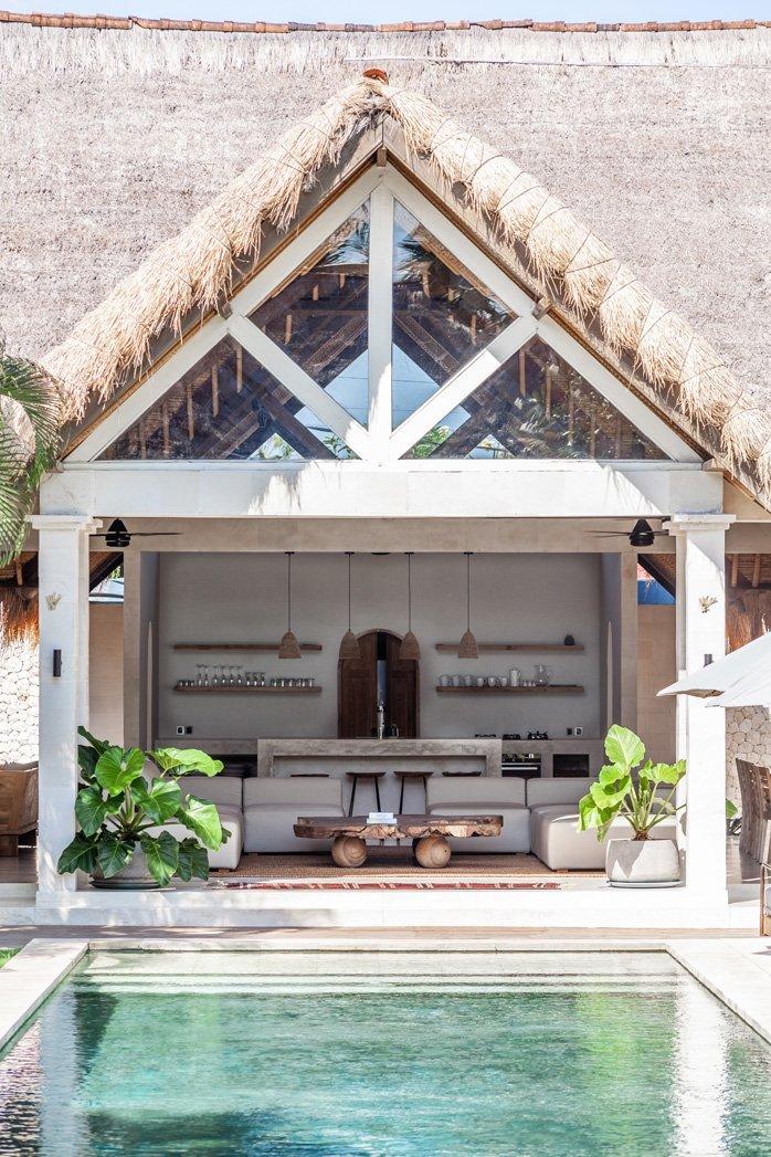 Villa Massilia - Bali Interiors