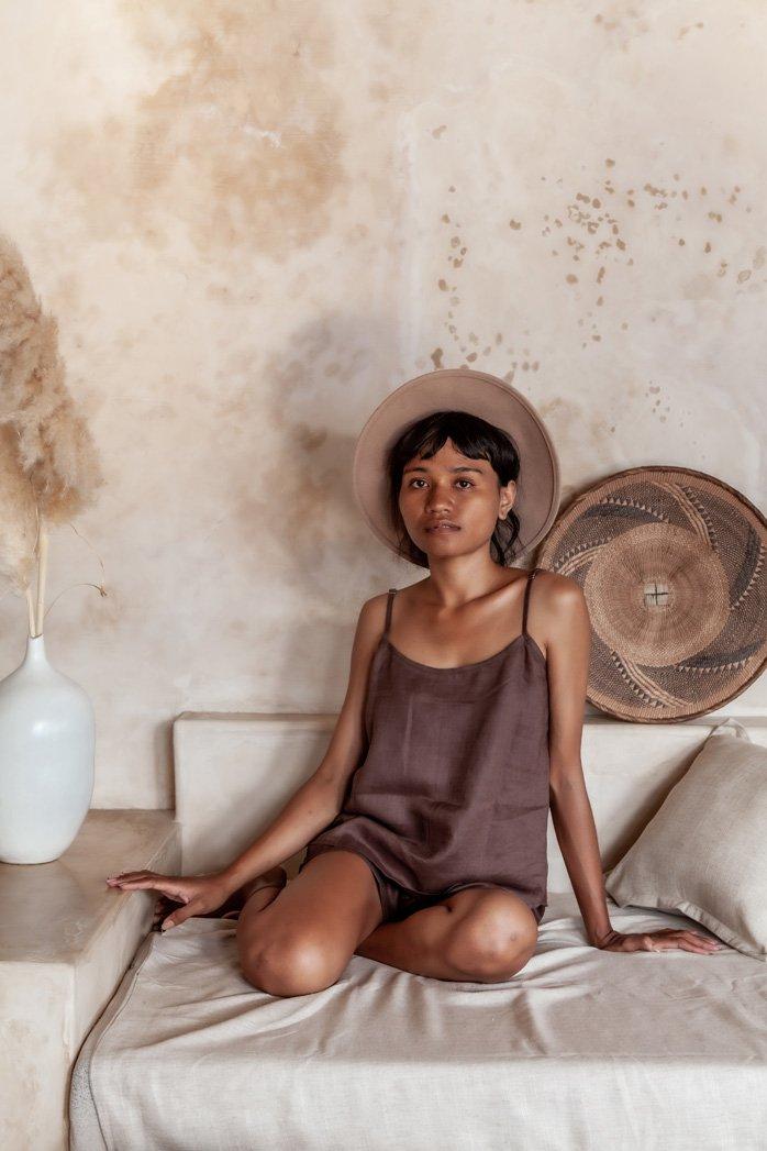 Bali Interiors - Sleeping Culture -loungewear
