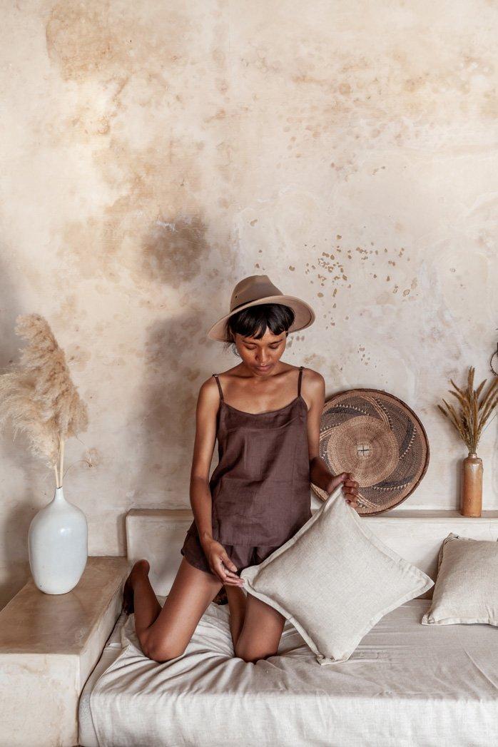Bali Interiors- sleeping culture