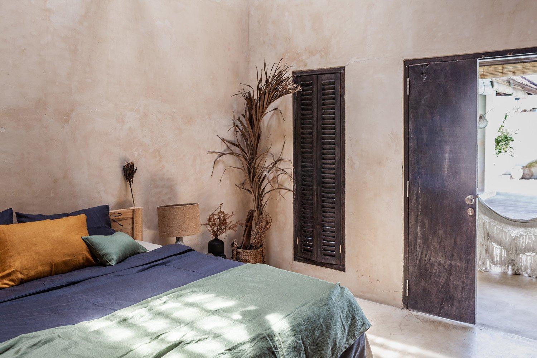 Bali Interiors - Sleeping Culture - bed linen