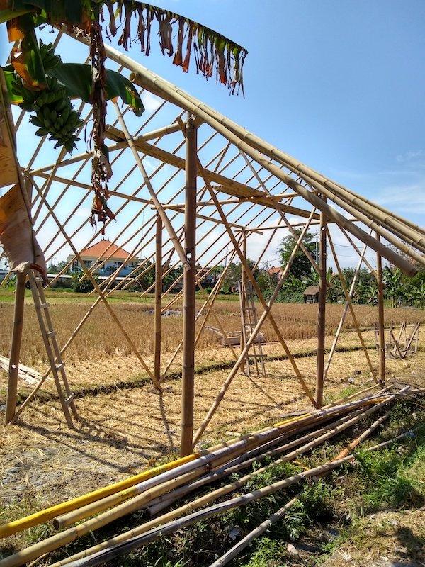 Bali build diary. Build budget woe