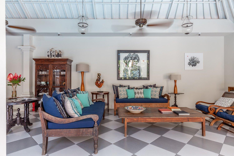 Villa Seni- Bali Interiors- airbnb