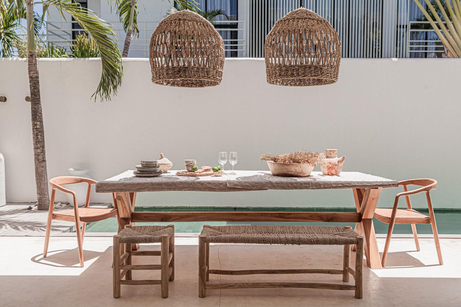 Bali Interiors- Villa Lane- Canggu- Homewares