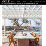 Vogue Living- Bali Interiors