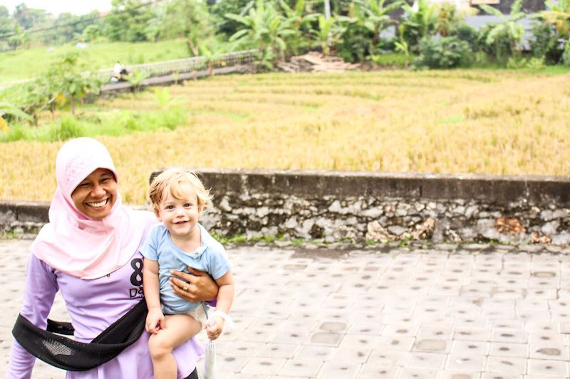 Bali Interiors Build Diary 12 our nannies