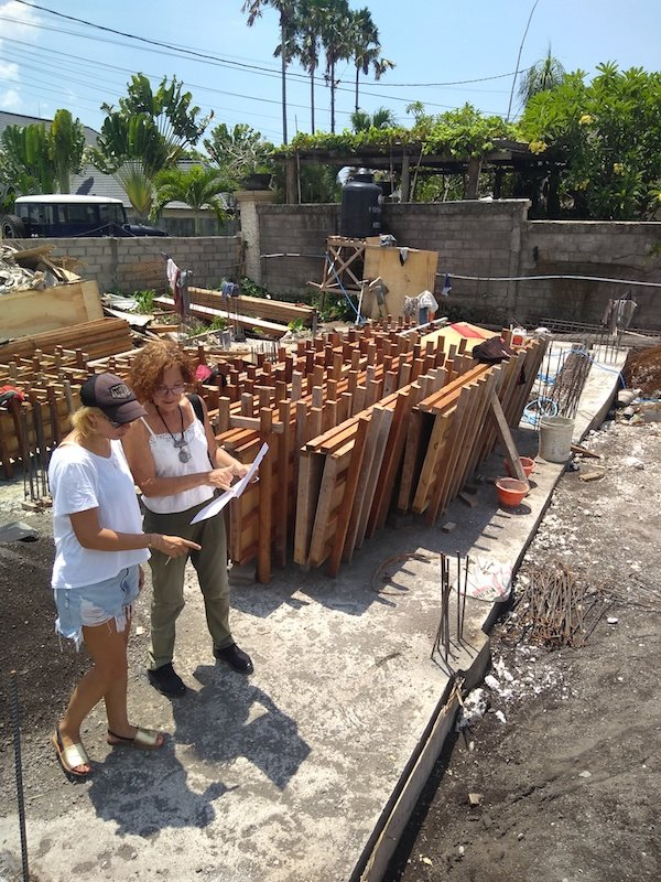 Bali Interiors Build Diary 15 post dengue