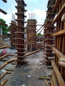 Bali Interiors Build Diary 16 columns