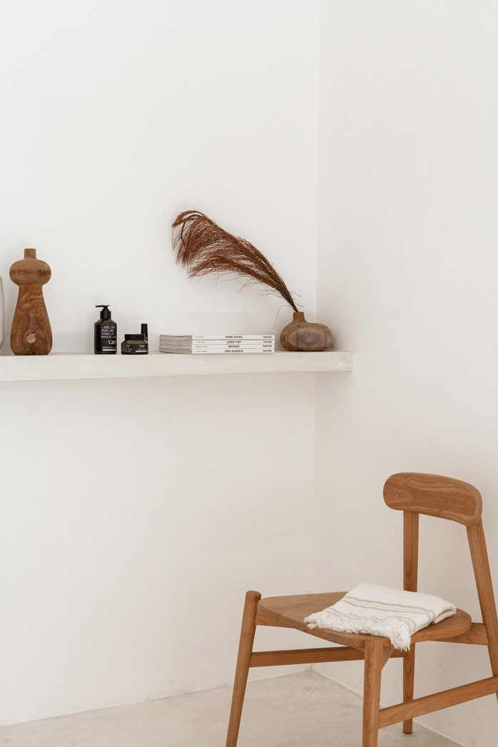 Forever Yours- Bali Interiors -minimal- skincare