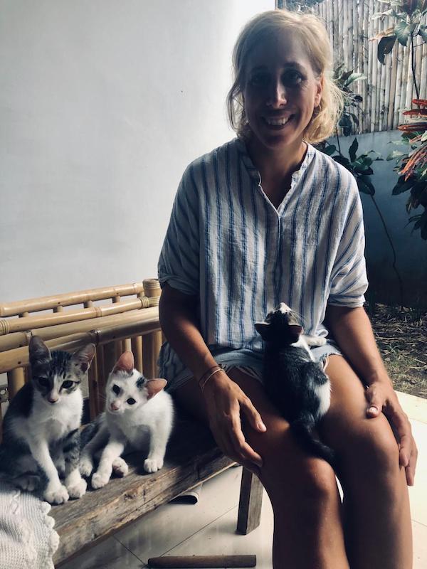 Bali Interiors Build Diary crazy cat lady
