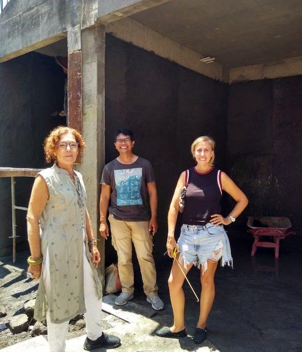 Bali Interiors Build Diary 20 on site