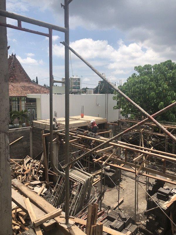 Bali Interiors Build Diary 20