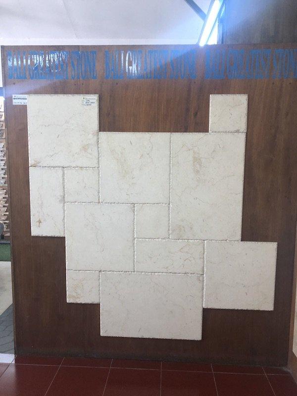Bali Interiors Build Diary 20 tiles