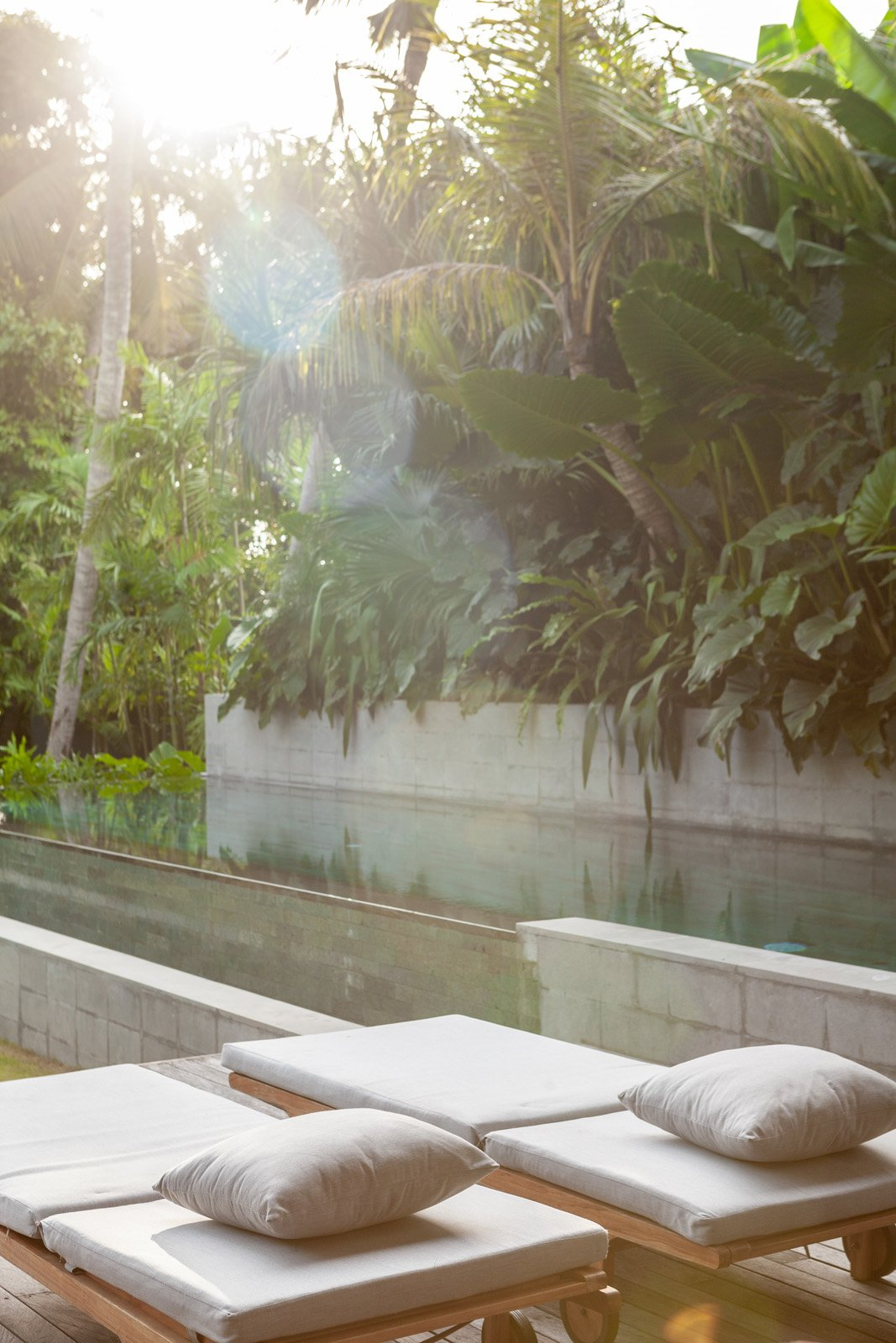 Bali Interiors - River House