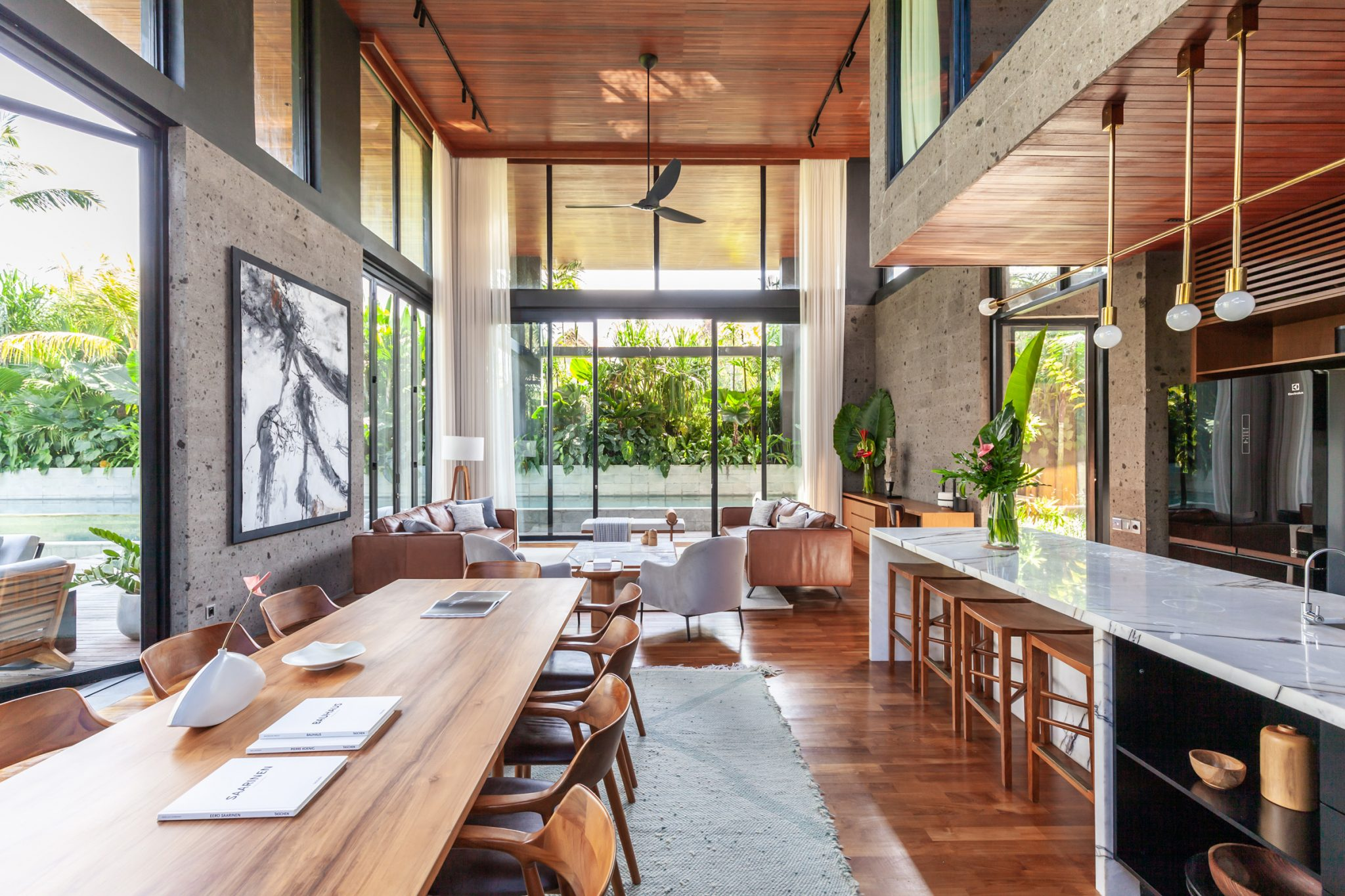 Bali Interiors - River House