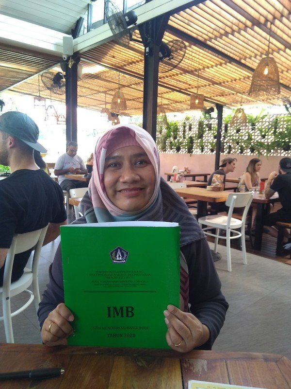 Build Diary 21 Building Permit Approved IMB