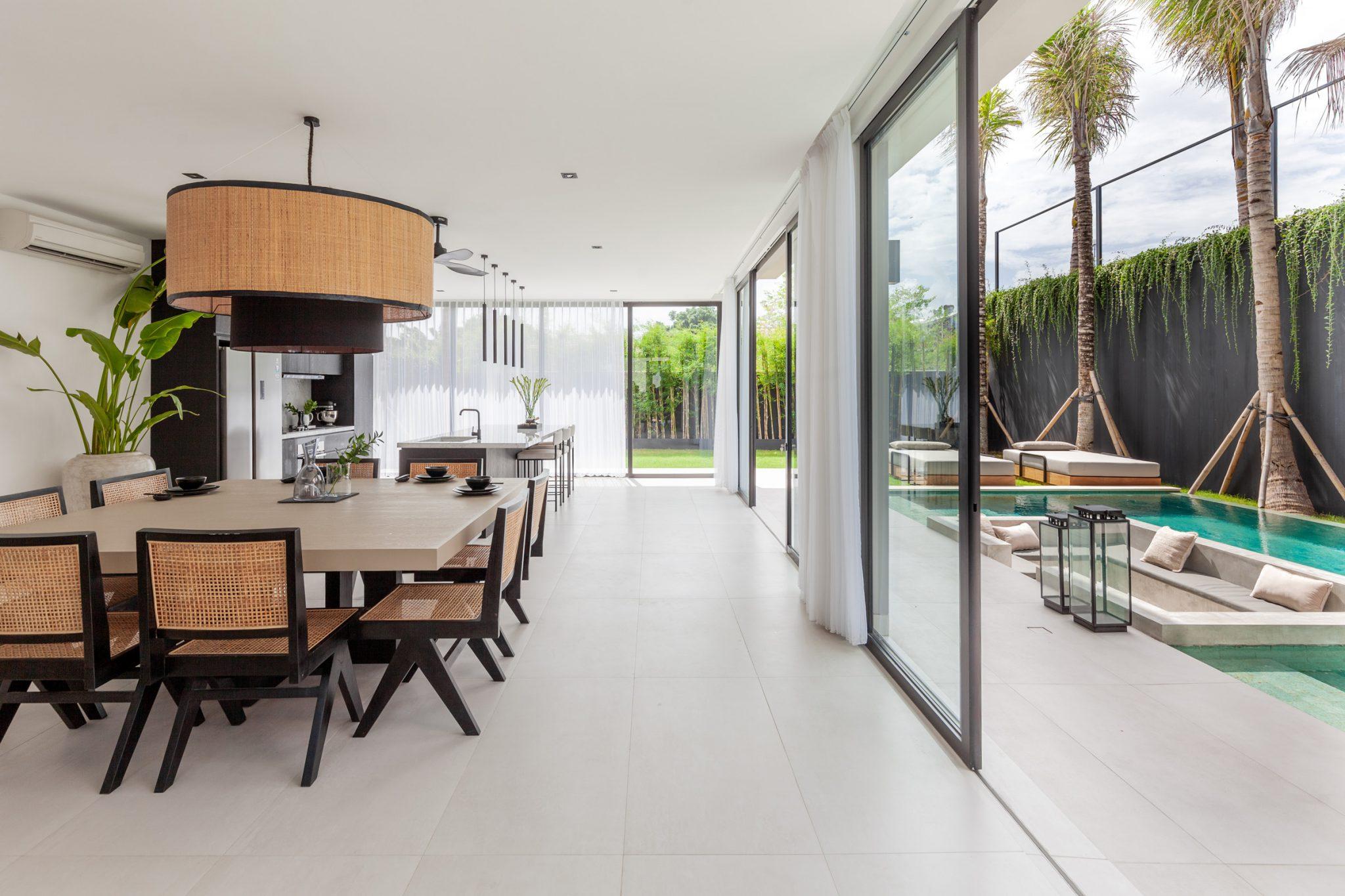 Bali Interiors- Villa Aiko