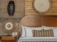 Ulaman Eco Resort, Bali Interiors- bamboo architecture