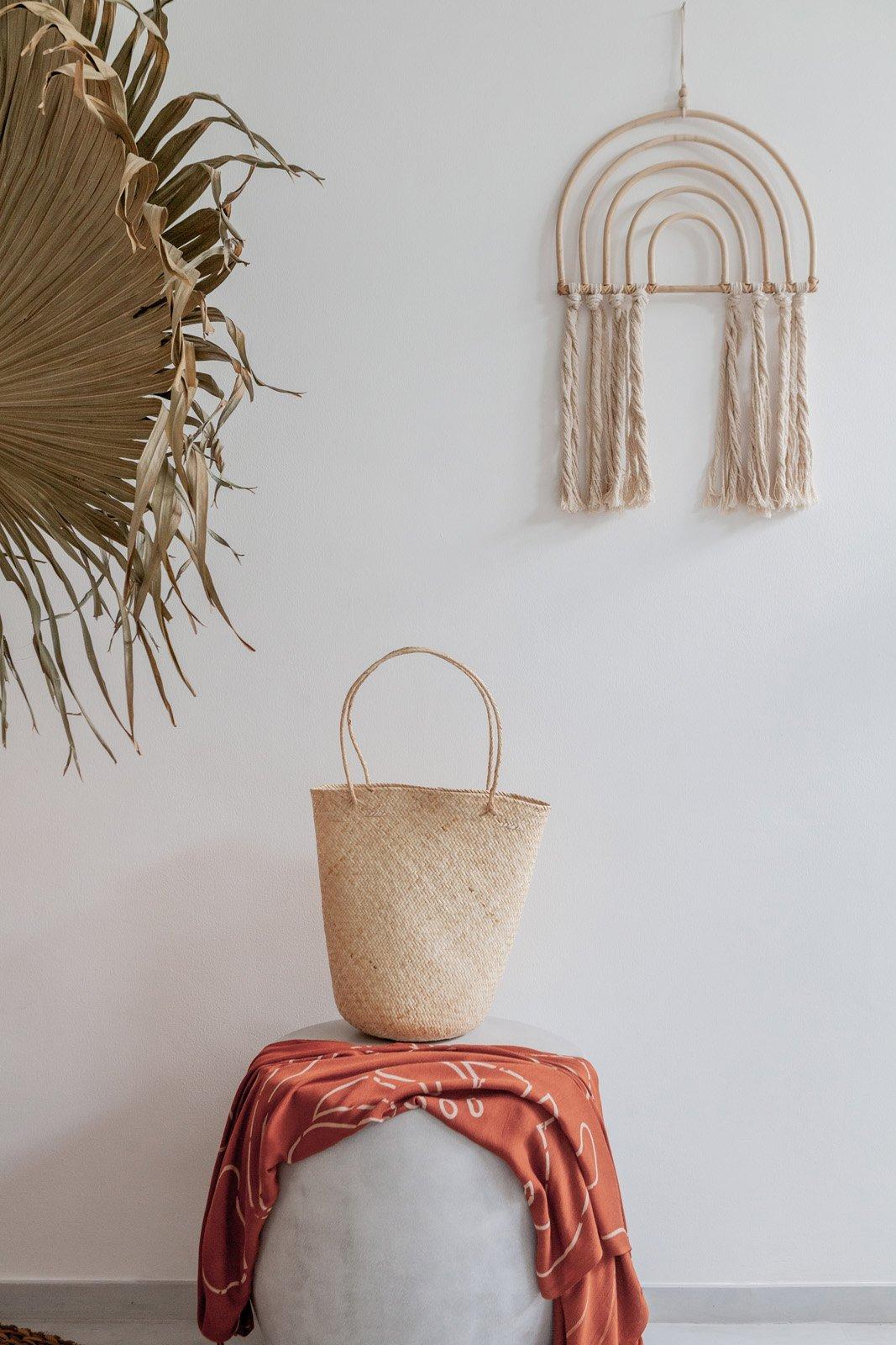Bali Interiors- Village Thrive- canggu- sarong- homewares