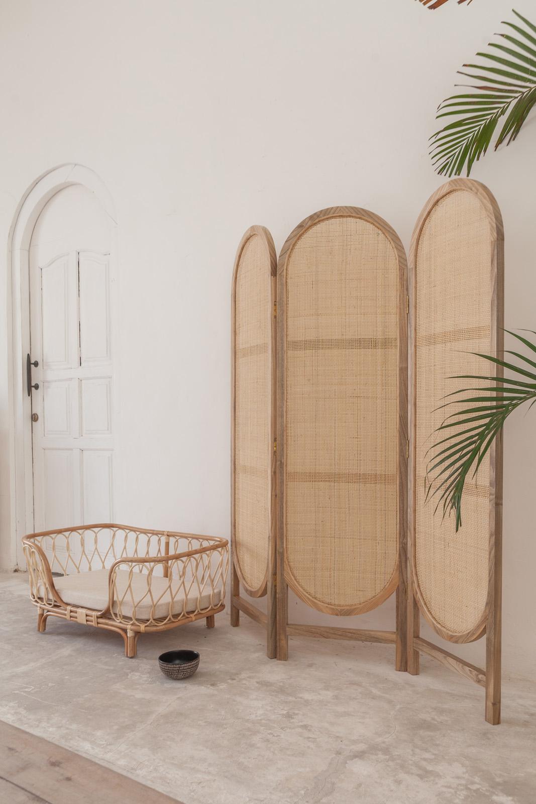 Koko Collective- Bali Interiors- rattan furniture