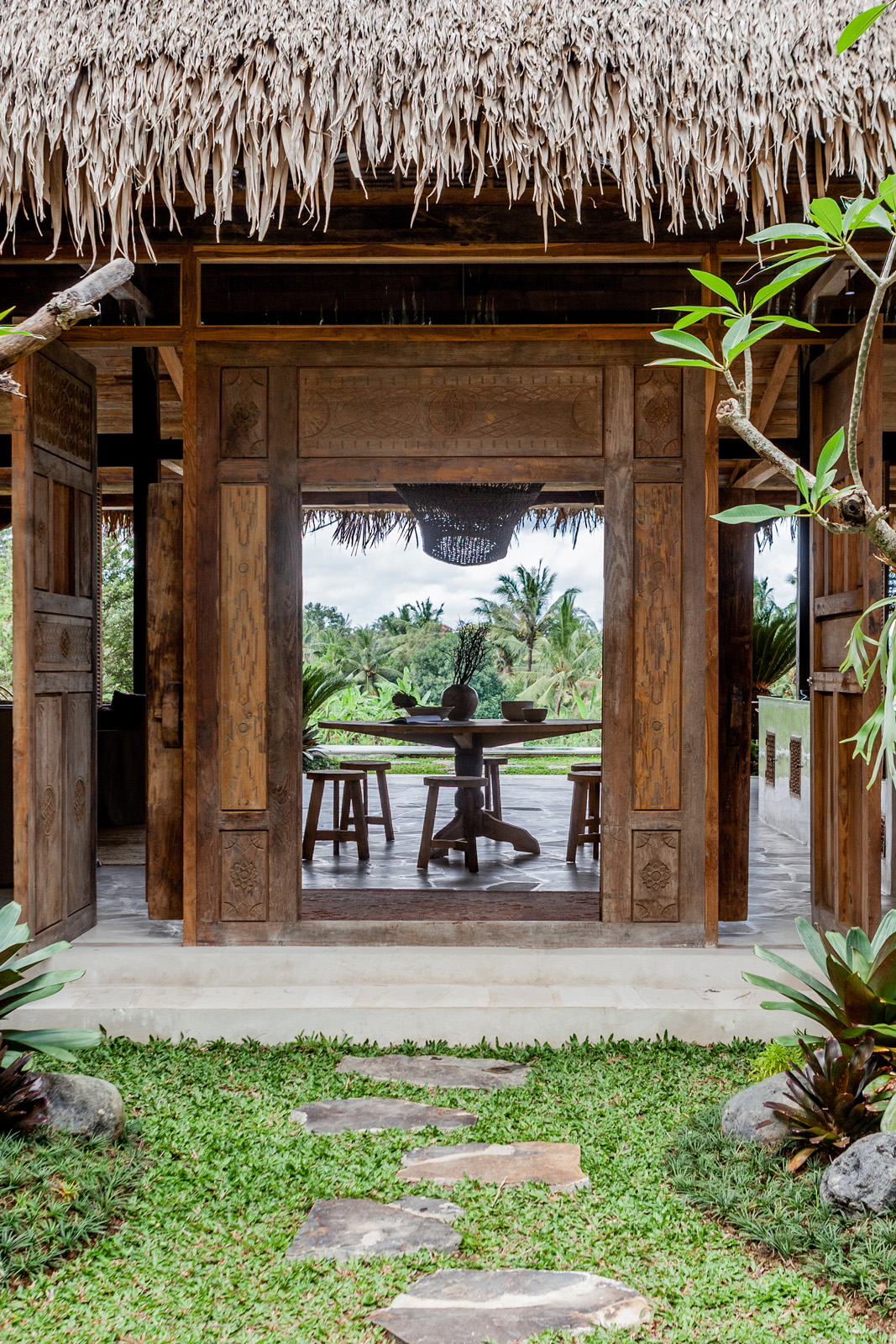 Villa Safia- Ubud- Bali Interiors- house for sale- architecture- sustainable design