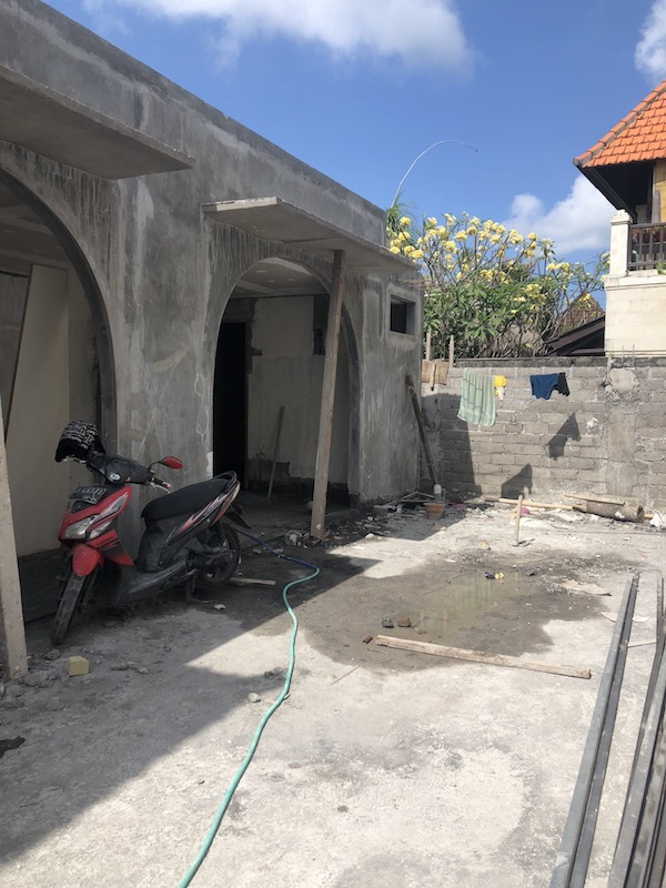 Bali Interiors Build diary 29
