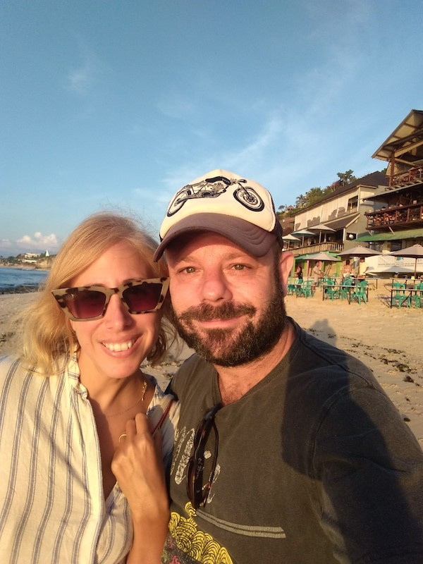 Bali Interiors Build diary 30 holiday with hubby
