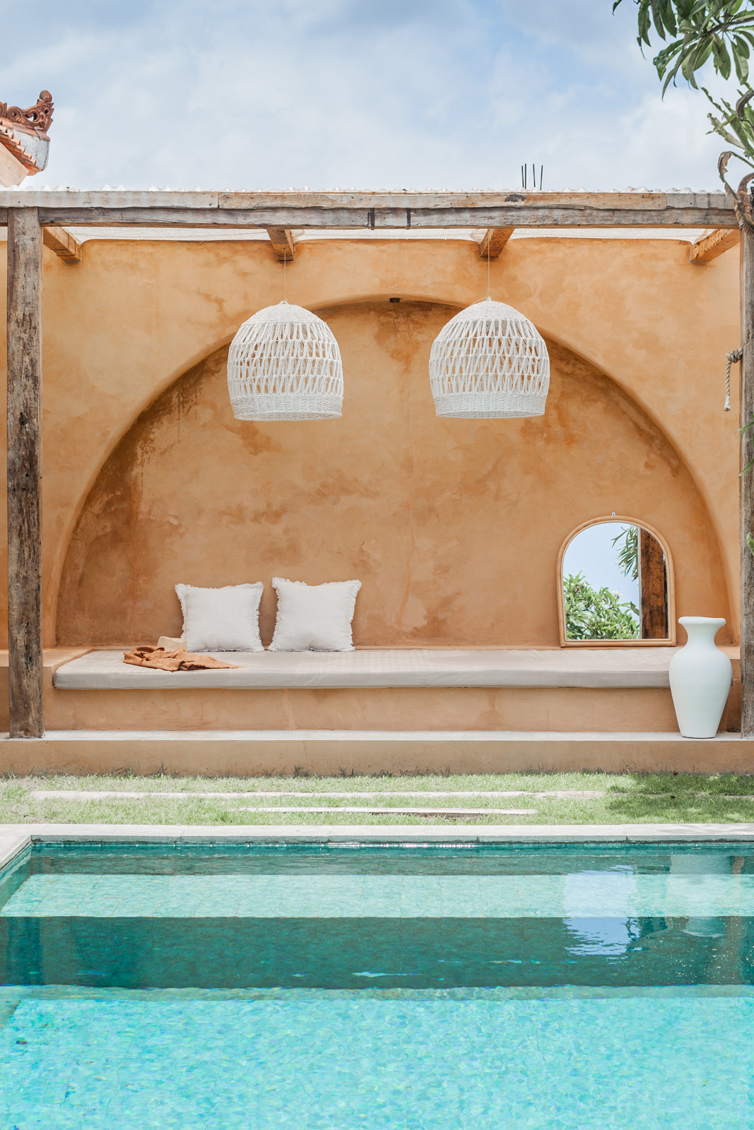 Villa Lane- Bali Interiors- Moroccan Holiday
