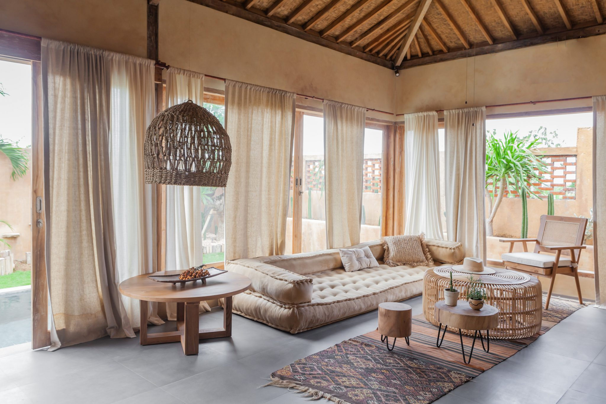 Villa Lane- Bali Interiors