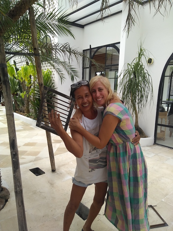 Bali Interiors Build Diary 37 Diane