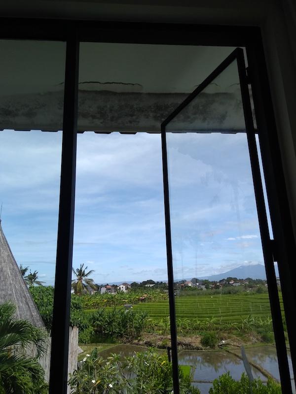 Bali Interiors Build Diary 36 broken roof