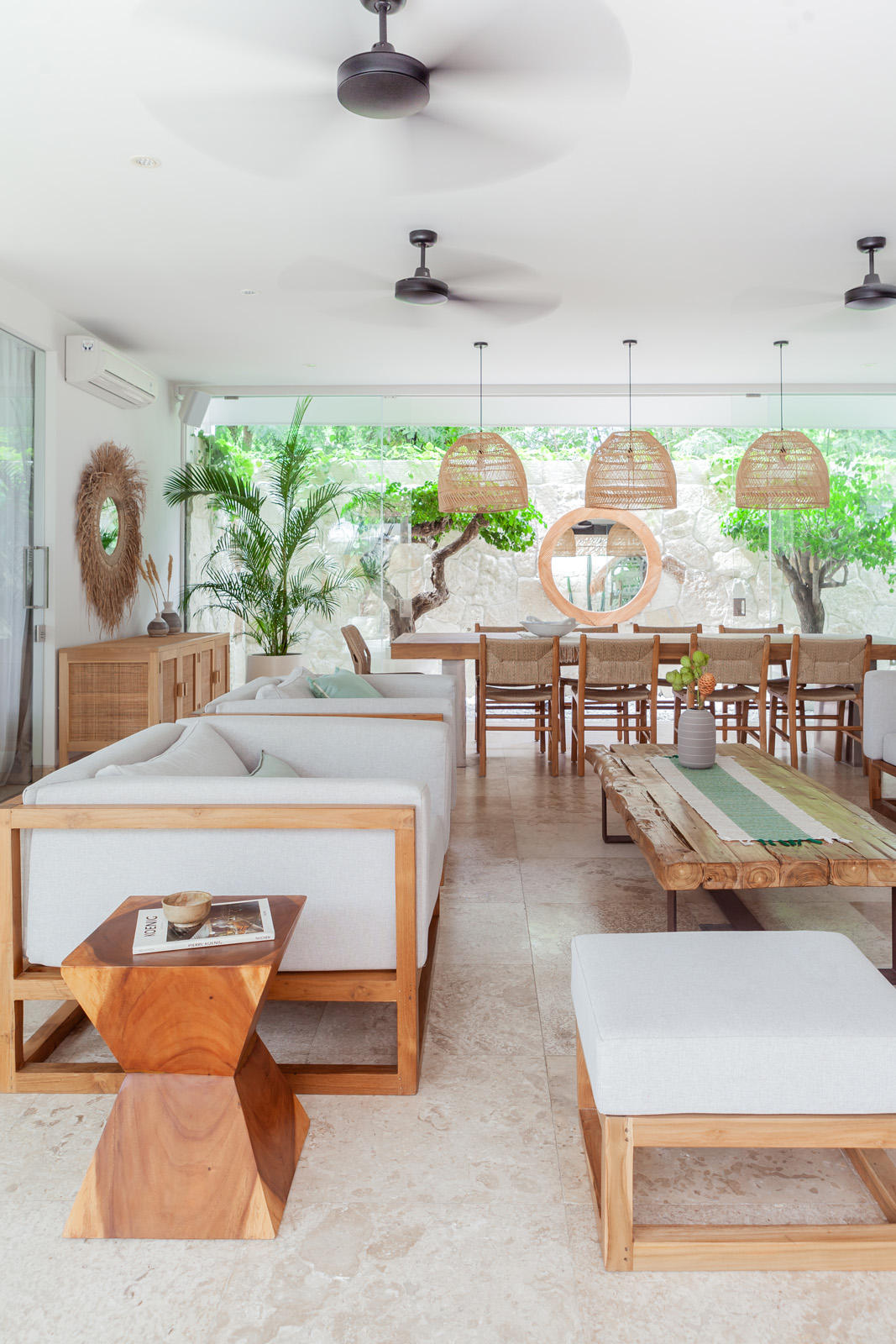 Villa Miky Berawa- Bali Interiors-Canggu