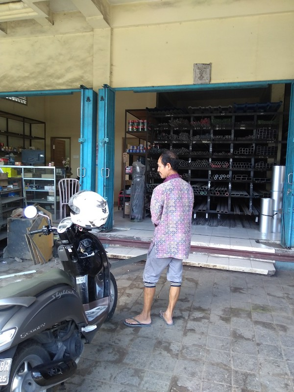 Bali Interiors Build Diary 40 buying0