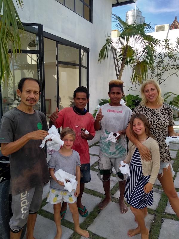 Bali Interiors Build Diary 40 surprise birthday party